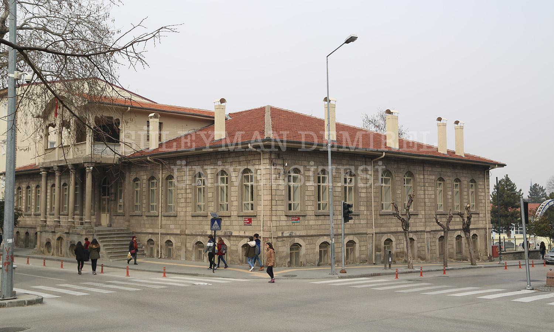 Eski Ticaret Yüksek Okulu