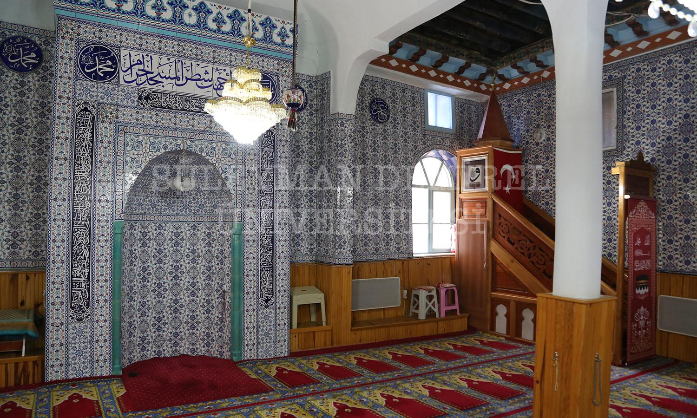 İncesu Köyü Cami