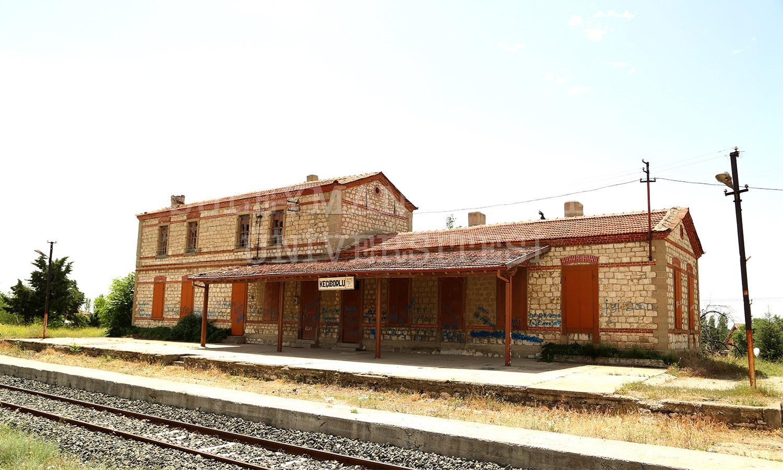 Keçiborlu Devlet Demir Yolları İstasyonu