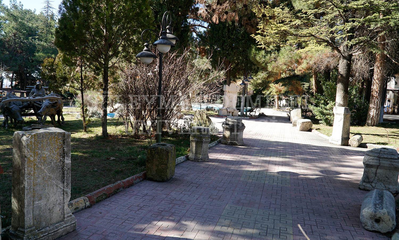 Modern Gönen İlçe Merkezi (ArkeoPark)
